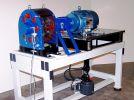 Leistungspruefstand LPS 50 LK im Testbetrieb mit Dr.-Motor 7,5 kW