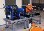 LPS 5000 LK MONO mit Scheibenbremssystem an Bremse I